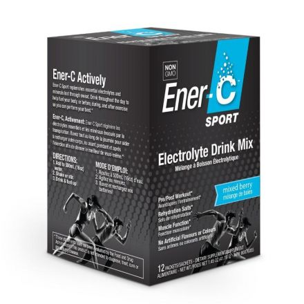 Sport Electrolyte Mixed Berry