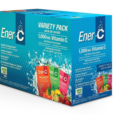 Variety Pack Instant Vitamin C Mix