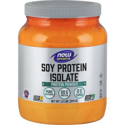 Soy Isolate, Non-GMO, Pure, Unflavoured