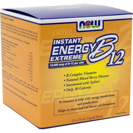B-12 Instant Energy Packets