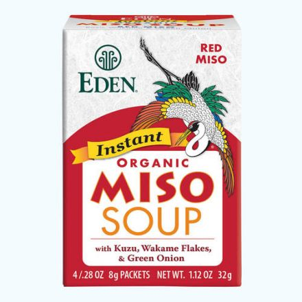 Organic Instant Red Miso Soup