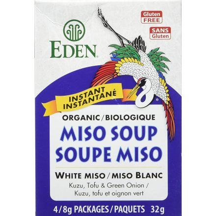 Organic Instant White Miso Soup